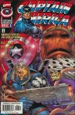 Captain America (1996-1997) #6 Variant B: Direct Edition