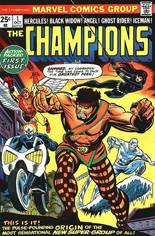 Champions (1975-1978) #1 Variant A