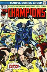 Champions (1975-1978) #2 Variant A