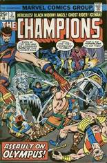 Champions (1975-1978) #3 Variant A