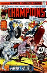 Champions (1975-1978) #4