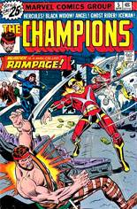Champions (1975-1978) #5 Variant A