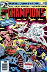 Champions (1975-1978) #6 Variant A