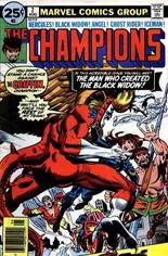 Champions (1975-1978) #7 Variant A