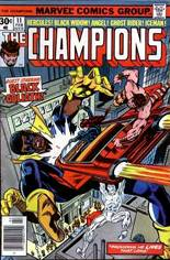Champions (1975-1978) #11 Variant A