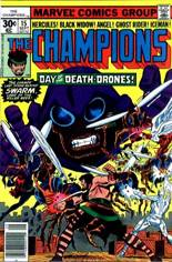 Champions (1975-1978) #15 Variant A