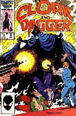 Cloak and Dagger (1985-1987) #8 Variant B: Direct Edition