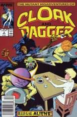 Mutant Misadventures of Cloak and Dagger (1988-1991) #2