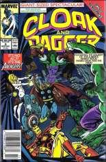 Mutant Misadventures of Cloak and Dagger (1988-1991) #9