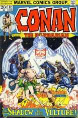Conan the Barbarian (1970-1993) #22