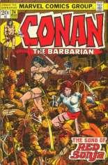 Conan the Barbarian (1970-1993) #24 Variant A