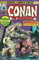 Conan the Barbarian (1970-1993) #46