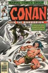Conan the Barbarian (1970-1993) #105 Variant A: Newsstand Edition
