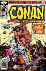 Conan the Barbarian (1970-1993) #106 Variant B: Direct Edition