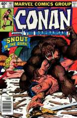 Conan the Barbarian (1970-1993) #107 Variant A: Newsstand Edition