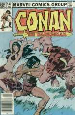 Conan the Barbarian (1970-1993) #142 Variant A: Newsstand Edition