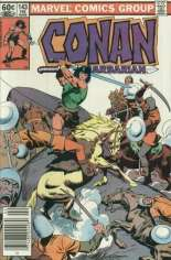 Conan the Barbarian (1970-1993) #143 Variant A: Newsstand Edition