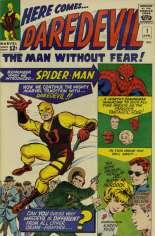 Daredevil (1964-1998) #1 Variant A