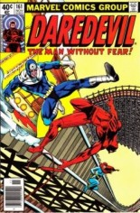 Daredevil (1964-1998) #161 Variant A: Newsstand Edition