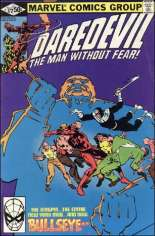 Daredevil (1964-1998) #172 Variant B: Direct Edition