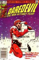 Daredevil (1964-1998) #182 Variant A: Newsstand Edition