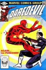 Daredevil (1964-1998) #183 Variant B: Direct Edition