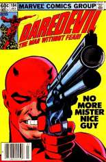 Daredevil (1964-1998) #184 Variant A: Newsstand Edition