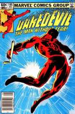 Daredevil (1964-1998) #185 Variant A: Newsstand Edition