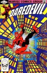 Daredevil (1964-1998) #186 Variant B: Direct Edition