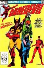 Daredevil (1964-1998) #196 Variant B: Direct Edition
