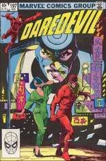 Daredevil (1964-1998) #197 Variant B: Direct Edition