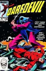 Daredevil (1964-1998) #199 Variant B: Direct Edition