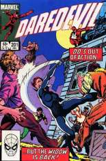 Daredevil (1964-1998) #201 Variant B: Direct Edition