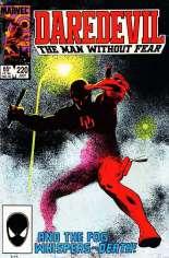 Daredevil (1964-1998) #220 Variant B: Direct Edition