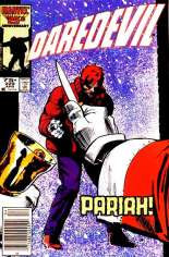 Daredevil (1964-1998) #229 Variant A: Newsstand Edition