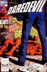 Daredevil (1964-1998) #284 Variant B: Direct Edition