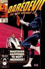 Daredevil (1964-1998) #288 Variant B: Direct Edition