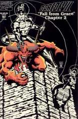 Daredevil (1964-1998) #321 Variant C: Direct Edition; Wraparound Glow-in-the-Dark Cover