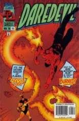 Daredevil (1964-1998) #355 Variant B: Direct Edition