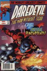 Daredevil (1964-1998) #367 Variant A: Newsstand Edition