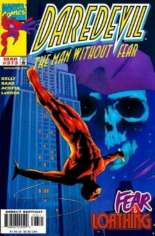 Daredevil (1964-1998) #373 Variant B: Direct Edition