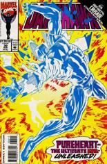 Darkhawk (1991-1995) #30 Variant B: Direct Edition
