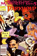 Darkhold: Pages From the Book of Sins (1992-1994) #1 Variant A: Newsstand Edition; Not Polybagged