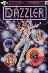 Dazzler (1981-1986) #1 Variant A: First Direct Market Exclusive Comic