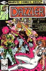 Dazzler (1981-1986) #2 Variant B: Direct Edition