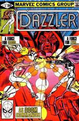 Dazzler (1981-1986) #4 Variant B: Direct Edition
