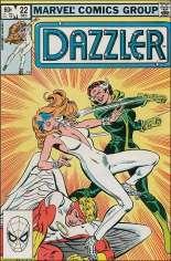 Dazzler (1981-1986) #22 Variant B: Direct Edition
