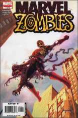 Marvel Zombies (2006) #1 Variant A