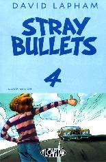 Stray Bullets (1995-2014) #4 Variant A