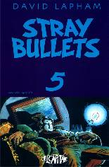 Stray Bullets (1995-2014) #5 Variant A